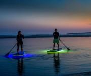 paddle-surf-night