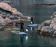 Paddle surf Tossa de Mar